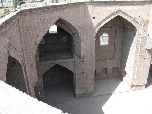 مسجد مُطلِّب خان
